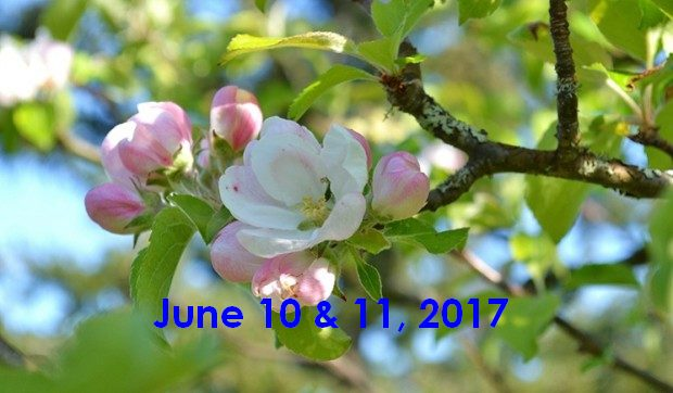 Home & Garden Tour June 10 & 11, 2017